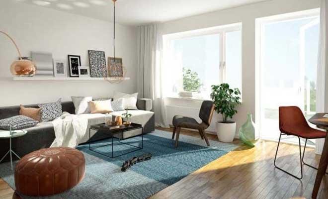 Astuce deco petit salon: idee amenagement petit salon salle a manger