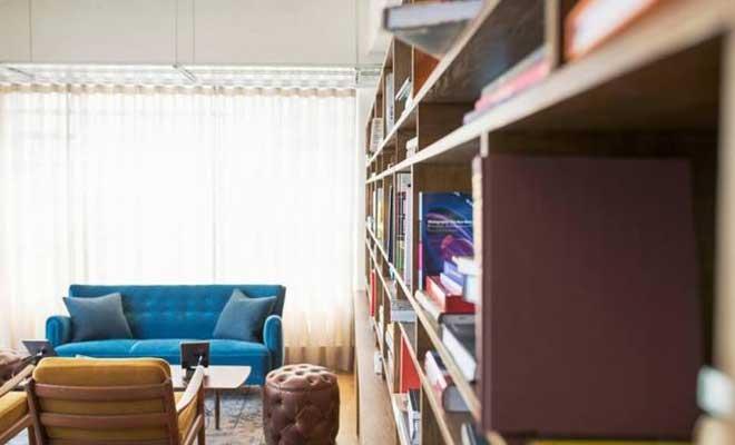 Fabriquer une bibliothèque pour son salon b15906dcb3d5