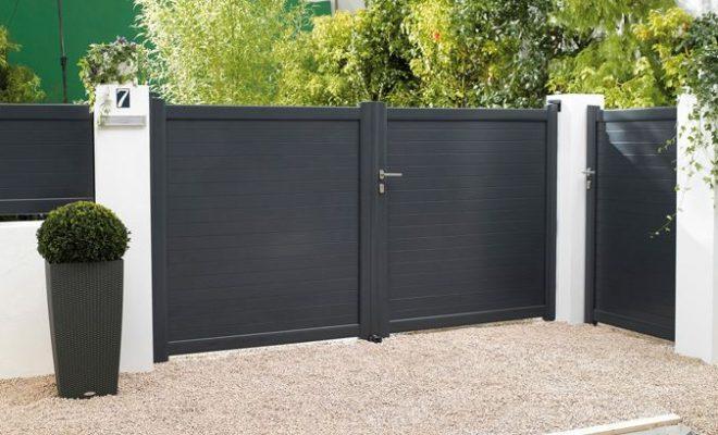 Quel type de portail pour ma maison   - Cma-jura a3ac7a875b4c