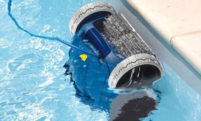 Robot piscine pourquoi recourir un robot pour nettoyer for Robot pour nettoyer piscine