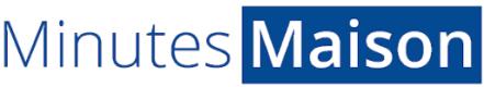 logo minute maison